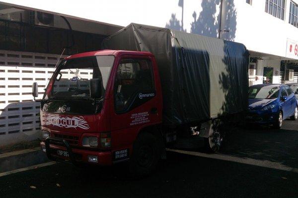One Tonner CargoTruck